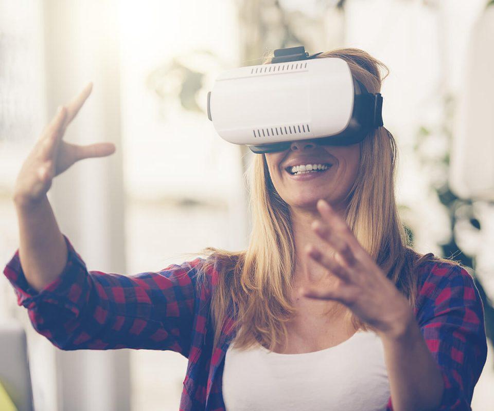 Visualiseer werk met VR Bril