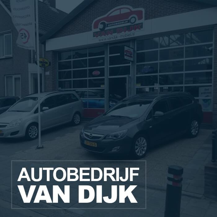Autobedrijf van Dijk partner