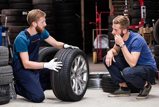 automotive opleidingen automonteur bandenmonteur leren