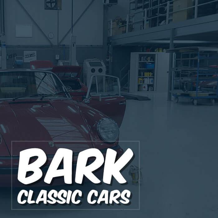 Bark Classic Cars partner