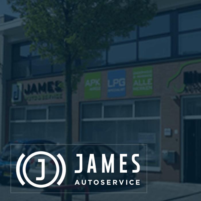 James Autoservice partner