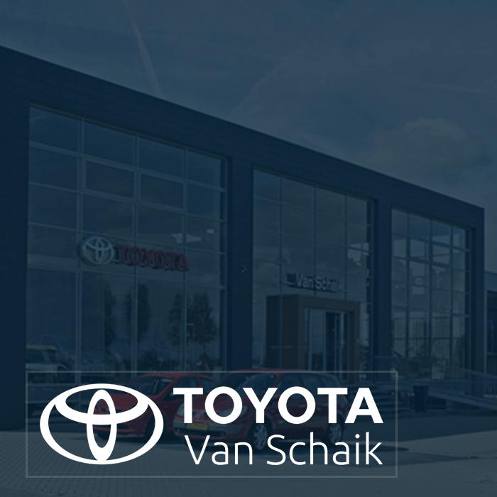 Toyota van Schaik partner